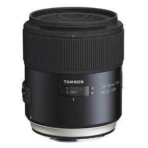タムロン SP 45mm F/1.8 Di VC USD ニコン用 (model: F013N)