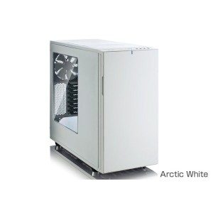 FractalDesign FD-CA-DEF-R5-WT-W [Fractal Design Define R5 White Window side panel]高い拡張性と多くの冷却オプションに対...