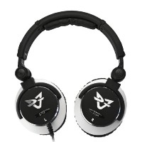 Ultrasone DJ 1 S-Logic Plus Surround Sound Professional Closed-backDJ Headphones with Transport Bag...