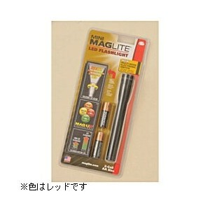 MAGLITE LEDミニマグライト SP2203HY R レッド[SP2203HYR]