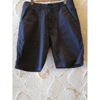 HOUSTON ヒューストン/FATIGUE SHORTS NAVY