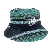 "KUSTOMSTYLE KSBH1007BL ""SERAPES"" BUCKET HAT BLUE"