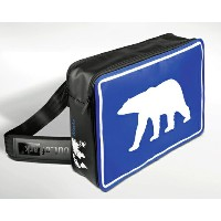 【WildBags】Out_of_Ark アラスカ ホッキョクグマ(L)