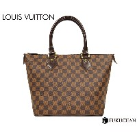 【LOUIS VUITTON/ルイ・ヴィトン】ダミエ サレヤPM N51183【中古】≪送料無料≫