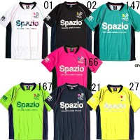 COLORFUL PIPNG PRACTICE SHIRT 【spazio】 スパッツィオ プラシャツウェア 15fw 27au28fe(ge0288)*30
