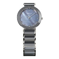 BERING Ladies Link Ceramic Gray(11429-789 グレー)