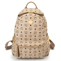 MCM エムシーエム バッグ リュック MMK3AVE38 BEIGE