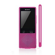 TR-SCWMA14-PK【税込】 トリニティ ウォークマンAシリーズ用シリコンケースセット(ピンク) Simplism Silicone Case for WALKMAN A16/A17 ...