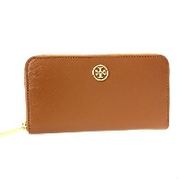 トリーバーチ 長財布 TORY BURCH 50009063 202 TIGERS EYE SAFFIANO ZIP CONTINENTAL 【お取り寄せ】