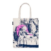 【Out of Print】 Lewis Carroll / Alice's Adventures in Wonderland Tote Bag