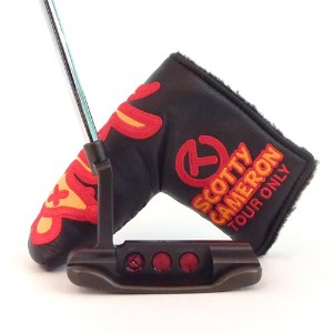 Scotty Cameron A-020021 Tour Prototype SSS Concept1 Putters【ゴルフ Scotty Cameron>ツアーパター】