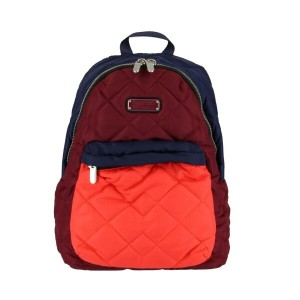 MARC BY MARC JACOBS マークバイマークジェイコブス M0007268 614 CROSBY QUILT NYLON COLORBLOCKED