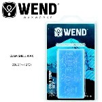 WEND/ウェンド ワックス CLAM SHELL WAX/COLD