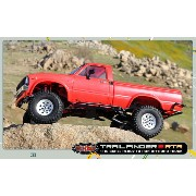 RC4WD トライアル・ファインダー2 RTR( Trail Finder 2 RTR w/Mojave Body Set) Z-RTR0019