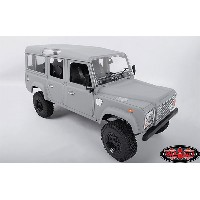 RC4WD 1/10 ゲレンデII D110・トラック組立キット Z-K0047