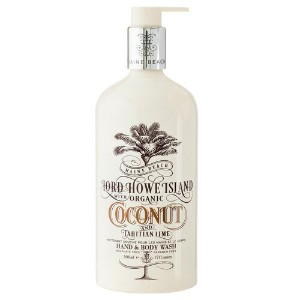 MAINE BEACH ココナッツ&ライムシリーズ ハンド&ボディウォッシュ マインビーチ Lord Howe Island Coconut and Tahitian Lime Series...
