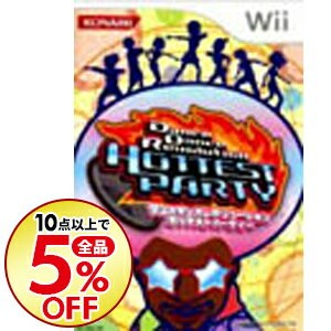【中古】Wii Dance Dance Revolution HOTTEST PARTY