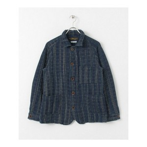 URBAN RESEARCH FREEMANS SPORTING CLUB JP INDIGO KASURI COVERALL アーバンリサーチ【送料無料】