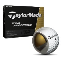TaylorMade Tour Preferred Golf Balls【ゴルフ ボール】