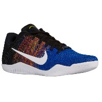 "Nike Kobe XI 11 Elite Low ""BHM"" メンズ Multi Color/White/Game Royal ナイキ コービー11 Kobe Bryant コービー・ブライアント"