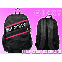 ROXY ロキシー バックパックBBG165521 【JUMP START BACKPACK】