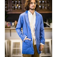 【CAMBIO(カンビオ)】Stretch Twill Chester Field Coat コート