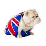 Royal Doulton James Bond Spectre Jack the Bulldog Figurine by WWRD [並行輸入品]