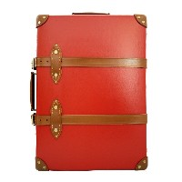 """GLOBE TROTTER グローブ・トロッター『正規取扱店』CENTENARY Red 21""""Trolley Case"""