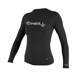 O'Neill UV Sun Protection Women's Basic Skins Long-Sleeve Rashguard Top by O'Neill Wetsuits [並行輸入品]
