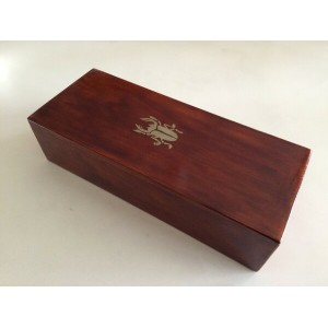 Wood Lunch box Kuwagata 【こまい工房】