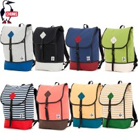 CHUMSリバーシブルバックパックスウェットナイロン CH60-2074[チャムス Reversible Back Pack Sweat Nylon]