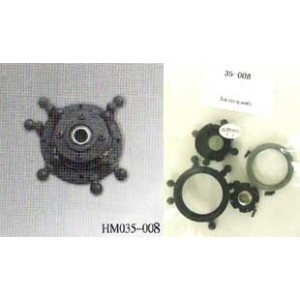 6ch#35(HM035-008)Blade steering assembly