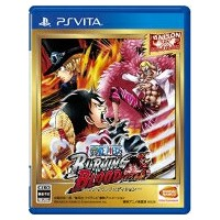 【送料無料】 Game Soft (PlayStation Vita) / ONE PIECE BURNING BLOOD アニソンサウンドエディション 【GAME】