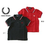 FRED PERRY My First Fred Perry Shirt ■SY1225_4-MG【 ベビー トップス ポロシャツ ポロ 半袖 マイファーストフレッドペリーシャツ フレッドペリー】...