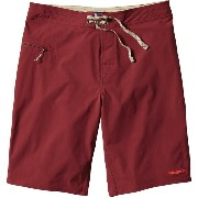 パタゴニア Patagonia メンズ 水着 ボトムのみ【Stretch Wavefarer Board Short】Drumfire Red