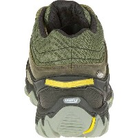 メレル Merrell メンズ ハイキング シューズ・靴【All Out Blaze Vent Mid Waterproof Hiking Boot】Olive