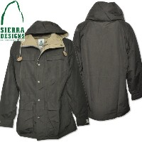 SIERRA DESIGNS (シエラデザインズ) MOUNTAIN PARKA Olive Drab/V.tan 7910