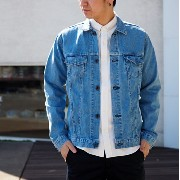 "【KURO:クロ】961613""JETTA DENIM JACKET"" (VINTAGE WASH02) 3RD TYPE[デニムジャケット3RD]【smtb-TK】"