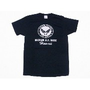 Buzz Rickson's[バズリクソンズ] Tシャツ BR77270 HICKAM A.F.BASE (BLACK)