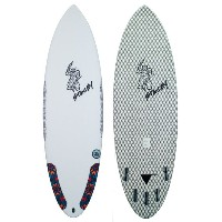 """STACEY SURFBOARDS NEPTUNES RIDE 5'8"""" VECTOR FLEX FCSII エポキシ サーフボード サーフィン サーフボード 小波用THE SURFBOARD AGENCY"""