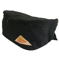 KELTY(ケルティ) BIG FANNY 12L Black 2591804
