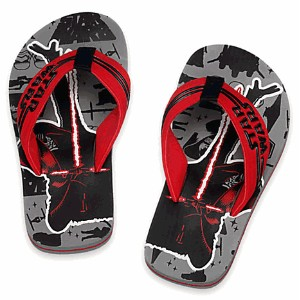 Disney(ディズニー)Star Wars: The Force Awakens Flip Flops for Kidsスターウォーズ ビーチサンダル 13/1 19.4〜20.2cm