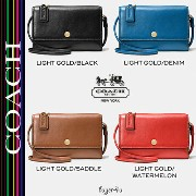 ★Coach★お財布バッグ☆PHONE CROSSBODY IN SMOOTH LEATHER Coach(コーチ) バイマ BUYMA