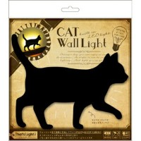 東洋ケース That's Light! CAT WALL LIGHT てくてく