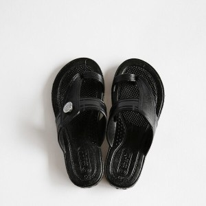 GLOCAL STANDARD PRODUCTS / G.S.P SANDALS KIDS(BK) 3(19cm)【グローカルスタンダードプロダクツ/ブラック/サンダル/ギョサン/PEARL...