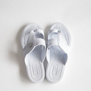 GLOCAL STANDARD PRODUCTS / G.S.P SANDALS KIDS(WH) 5(21cm)【グローカルスタンダードプロダクツ/ホワイト/サンダル/ギョサン/PEARL...