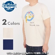 Buzz Rickson's バズリクソンズ BR77262[r6s]Tシャツ 半袖 プリントT 『322nd BOMB. SQ..』