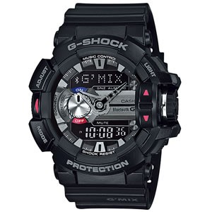 カシオ 腕時計 G-SHOCK G'MIX GBA-400-1AJF BluetoothR SMART対応モデル【smtb-k】【ky】【KK9N0D18P】