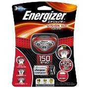 Energizer LEDヘッドライト HDL1505RD [HDL1505RD]