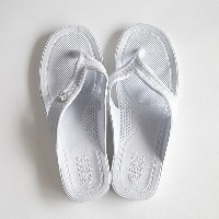 GLOCAL STANDARD PRODUCTS / G.S.P SANDALS (WH) 3L(27cm)【グローカルスタンダードプロダクツ/ホワイト/サンダル/ギョサン/PEARL】[112160